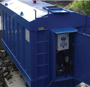 Endüstriyel atık su arıtma