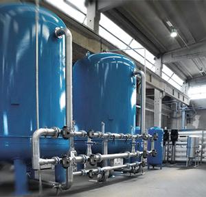 Yüzey Borulama Filtrasyon Sistemleri