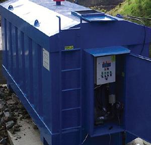 evsel atık su arıtma sistemleri