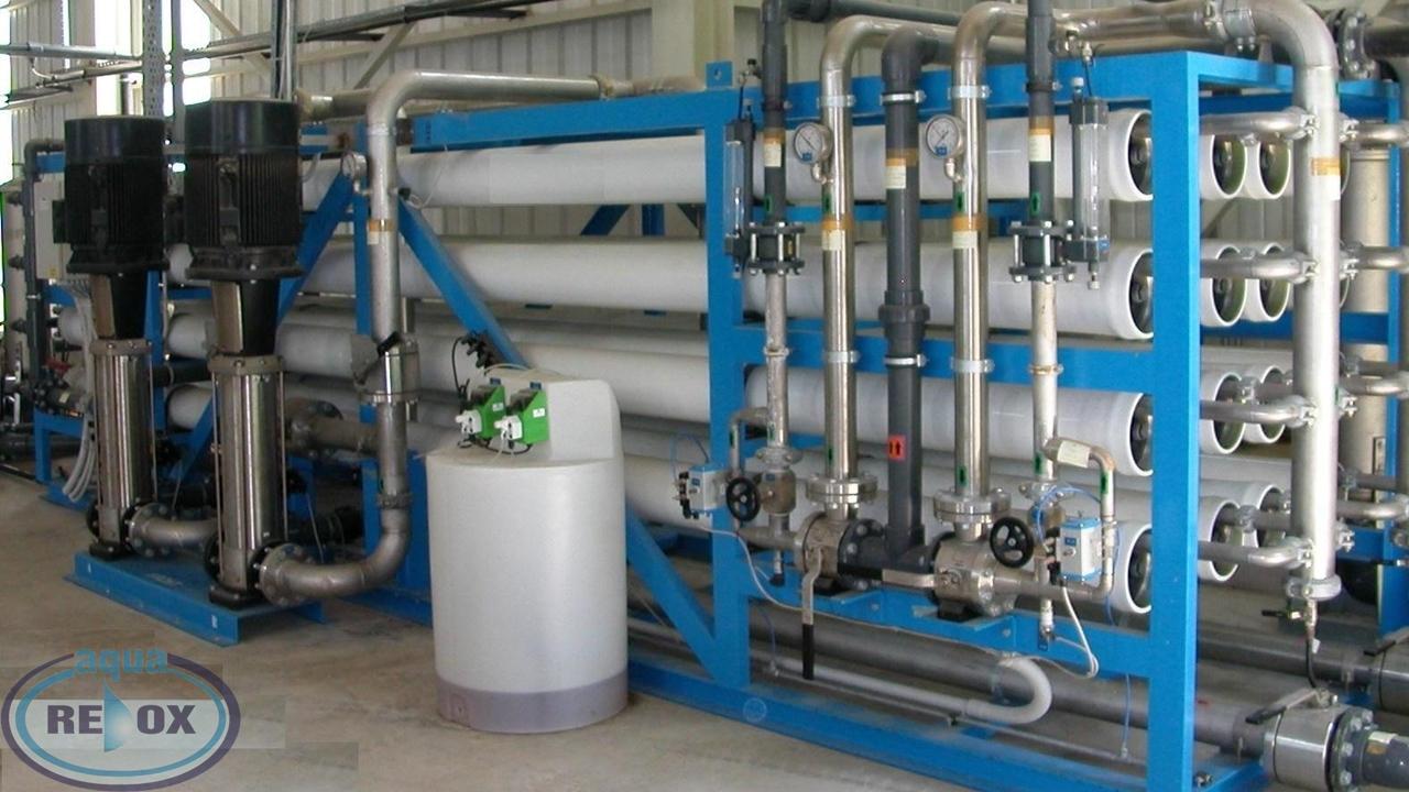 Aquaredox Su Teknolojileri
